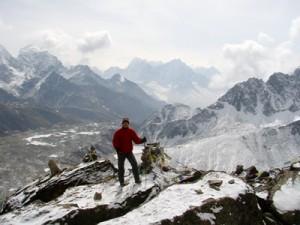 Jon in Nepal