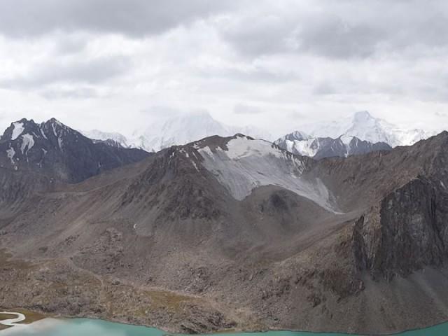 Panoramas of Kazakhstan & Kyrgyzstan
