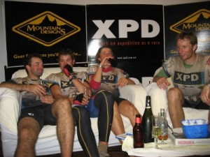 Clayton joins us on the finishers couch