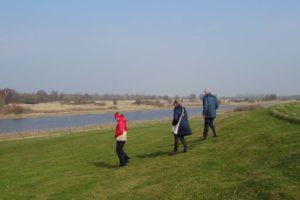 going for a walk in the Dintelse Gorzen