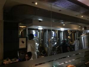 Nairobi's micro brewery