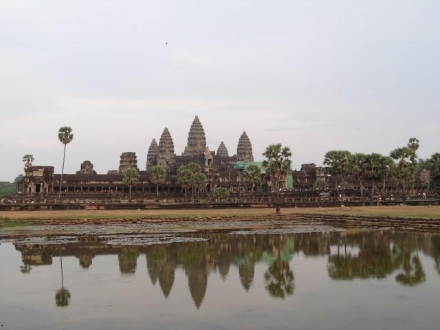 Angkor Wat – Jon and Jude style