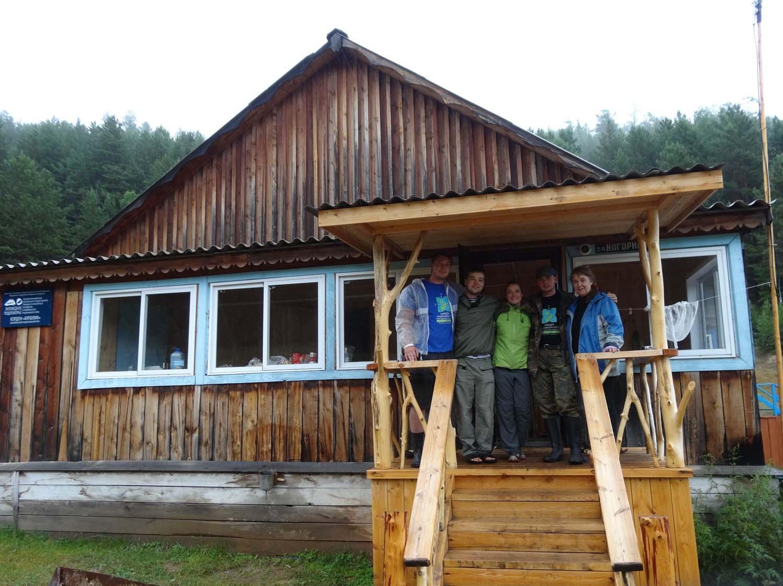 Artem, Ivan, Jude, Alexander and Vera