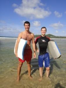 Jez and Jon
