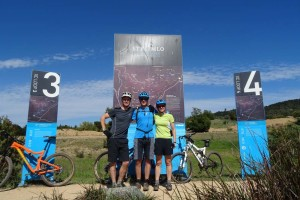we finally get to ride in Stromlo!