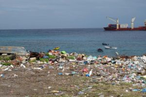 like everywhere else in the world, the Comoros have their own problems with rubbish...