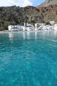 Loutro, no road can get you here...