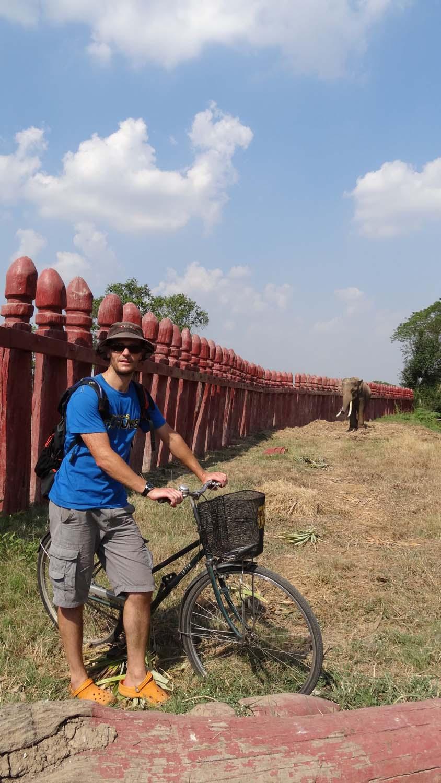 historic elephant kraal still in use