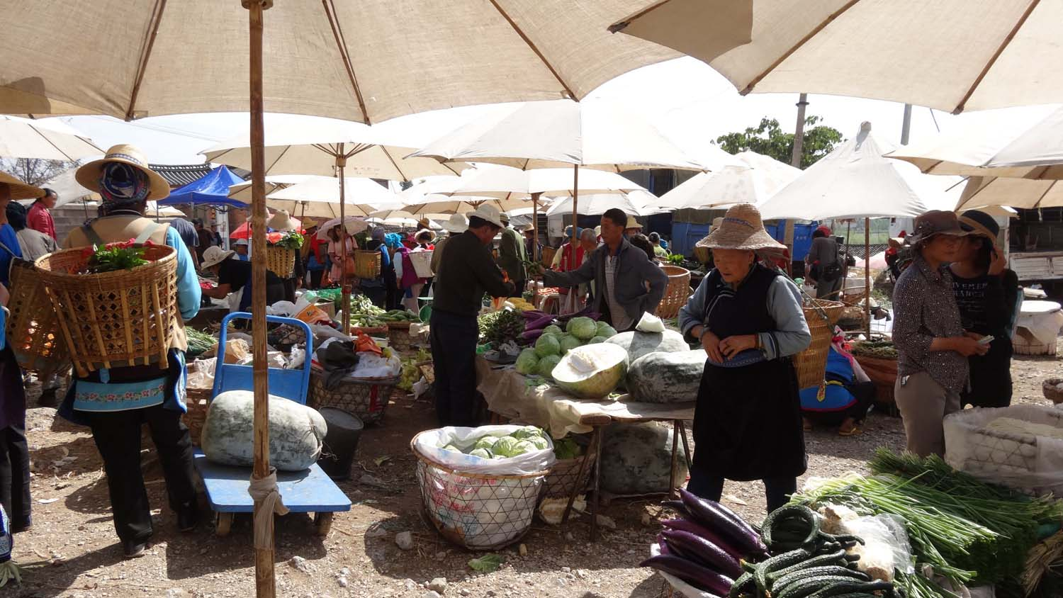 great markets in the small towns