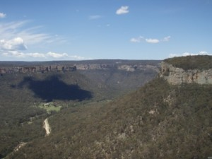stunning Blue Mountains