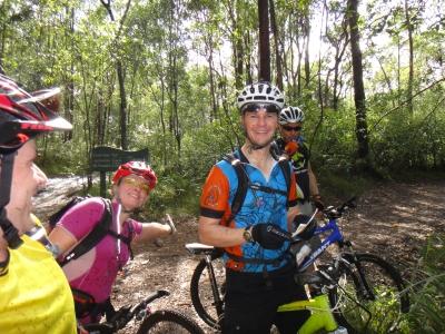 Gap Creek mtb ride