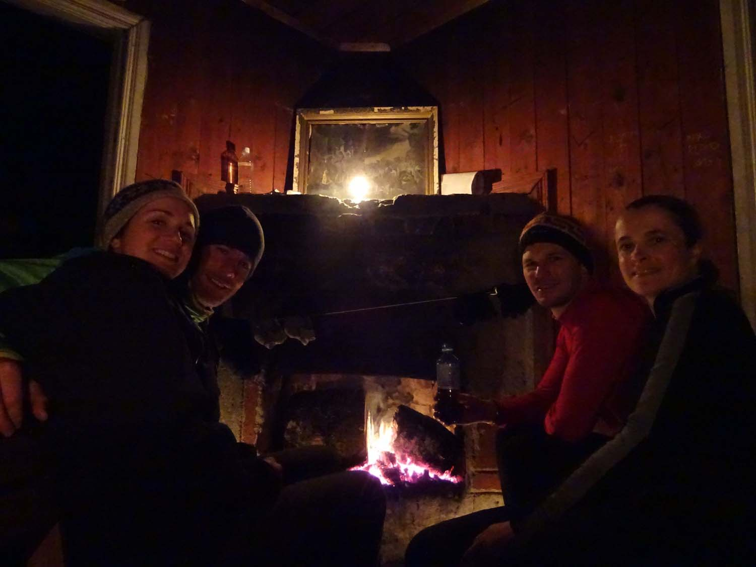 keeping our inside and our outside warm