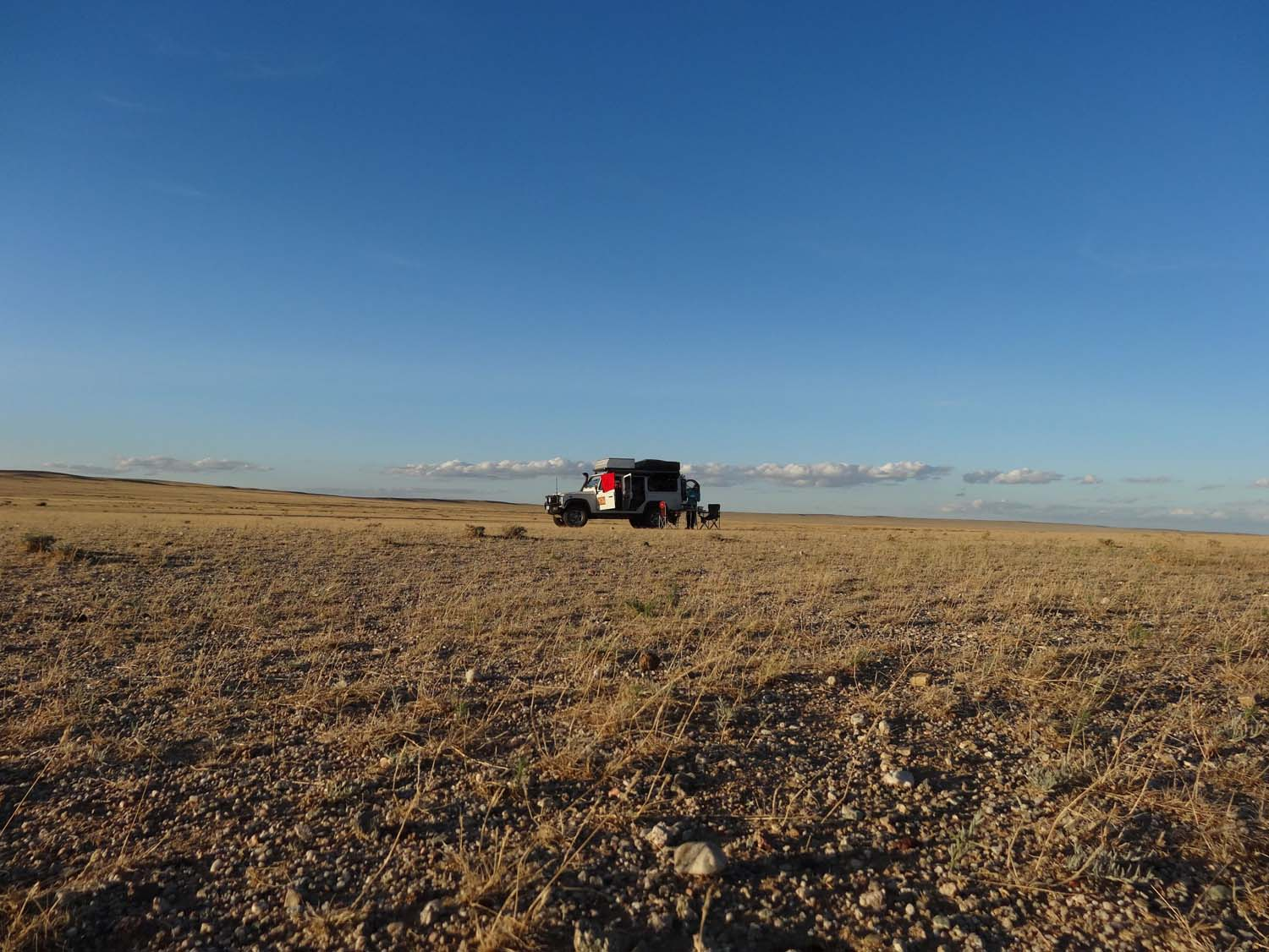 camping in the Gobi, so beautiful