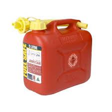 5L petrol jerrycan