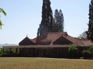 Karen Blixen's old homestead