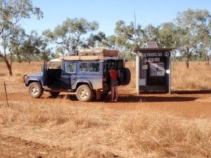 call before driving down to Mornington Station as it is a long drive from the main Gibb River Road (89km)