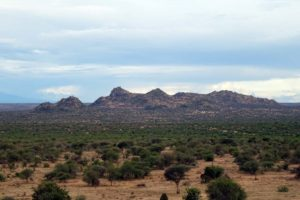 the scenery on the Laikipia is absolutely stunning