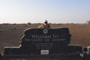 Jon and Jude visit another world heritage site... the Cradle of Mankind in Kenya