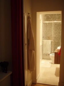 the en suite