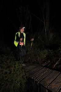 high-viz vest is compulsory at night