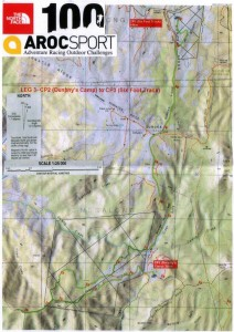 leg 3 - Dunphys Camp to Six Foot Track (CP 3)