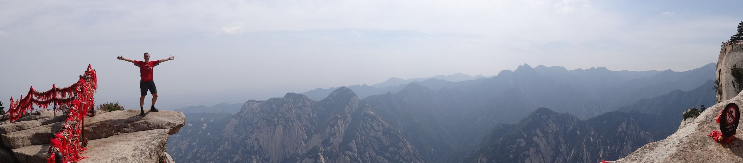 Mount Huashan - East Peak