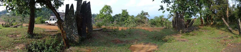 Laos - Hintang Archeological Site