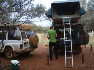 another awesome camp spot in Karijini