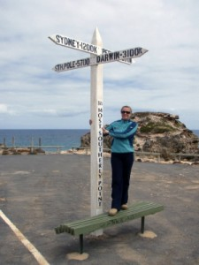 the most Southern point of South Australia