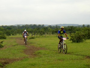 Shafiq and Farook - with so many trails it is easy to take the wrong one