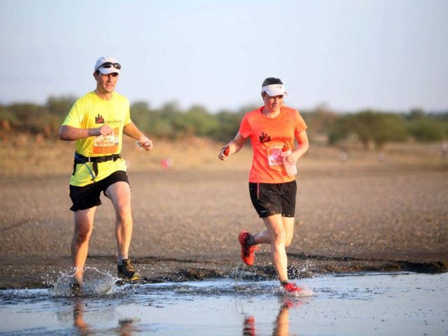 Shompole marathon