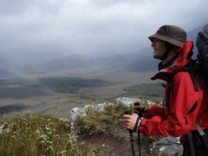 heading towards the Ironbound Range
