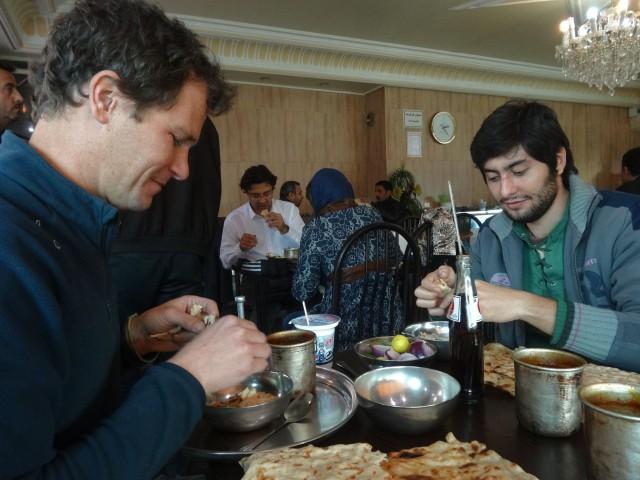 Tastes of Iran