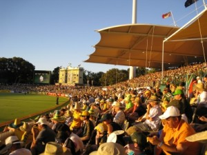 cricket ground in Adelaide