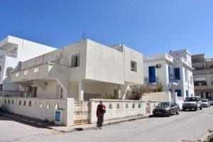 Tim and Martina's house (upper floor) in La Marsa