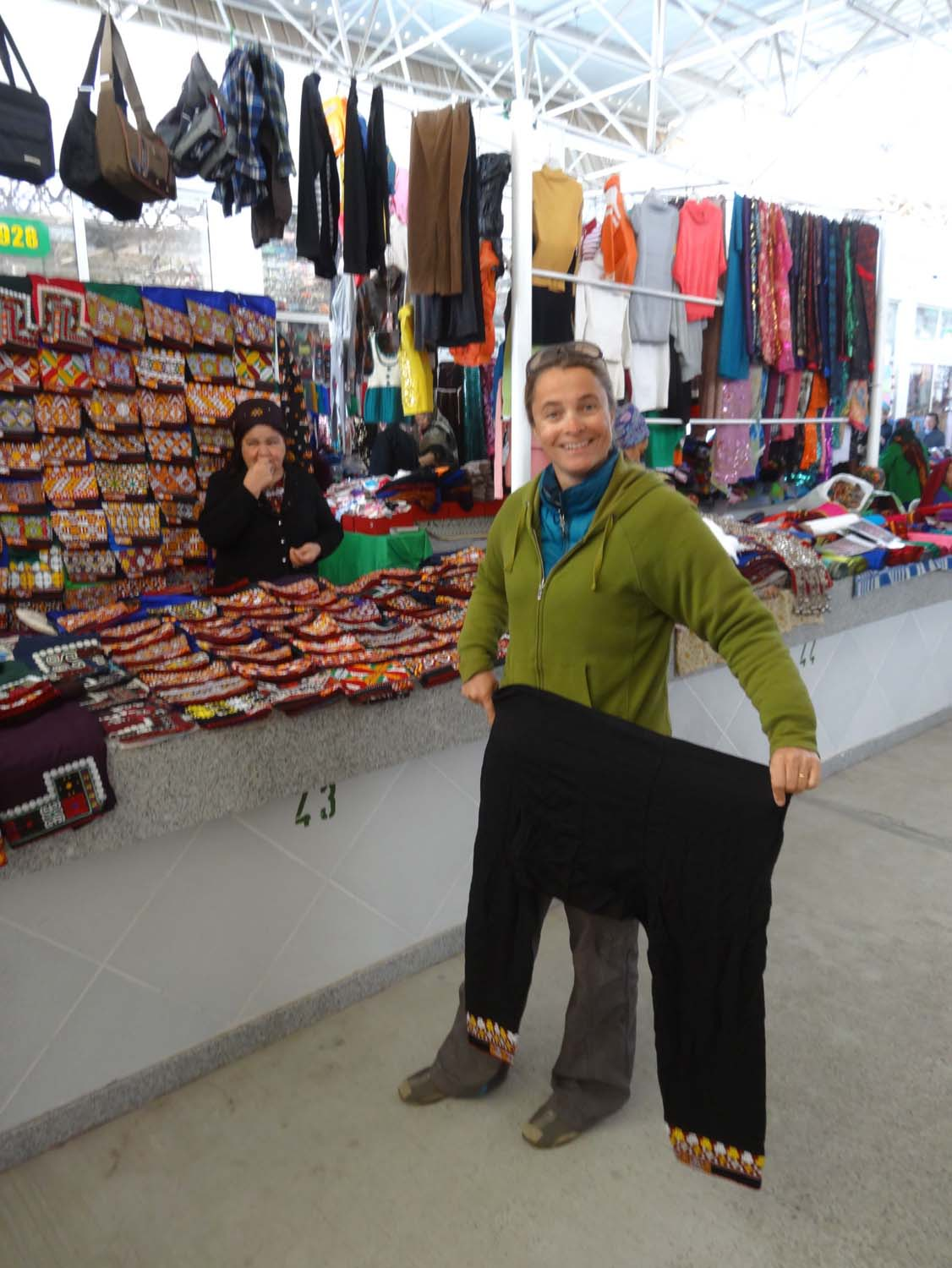 trousers anyone? you can certainly say this is a one-size fits all!