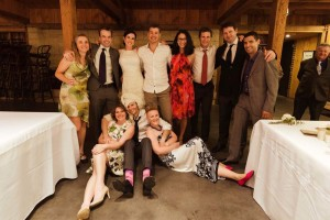 Marcus and Bec's wedding in Bowral