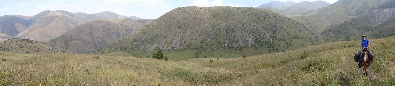Kazakhstan – Aksu-Zabagyly National Park