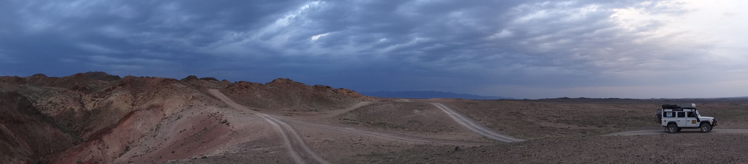 Kazakhstan – Sharyn Canyon