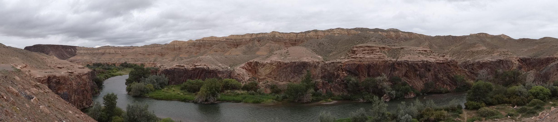 Kazakhstan – Sharyn Canyon