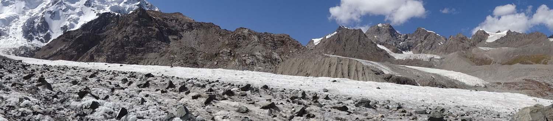 Kyrgyzstan – Karakol Glacier (gletsjer)