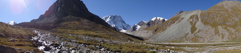Kyrgyzstan – Kul Tor Valley