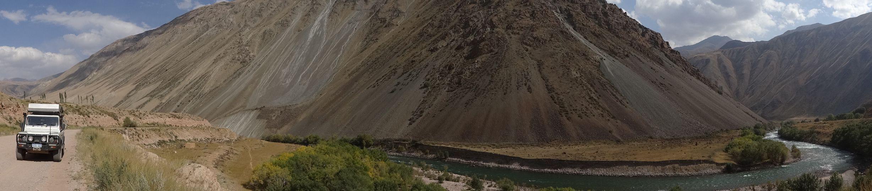 Kyrgyzstan – Kokomoron River valley
