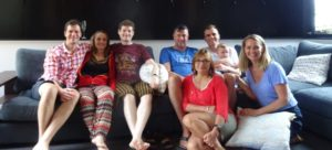 catching up with Daniel, Adam, Michelle, Piotr and Meg