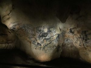 the rock art from the caves, it was simply stunning. Don't forget this was created aorund 32,000 years ago!