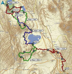 the map of the RVO. we 'only' did day 3, 4 and 5