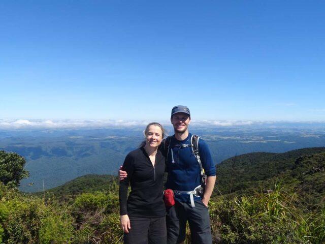 The peaks of Australia