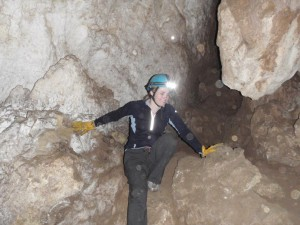 Jued in Dingo Cave