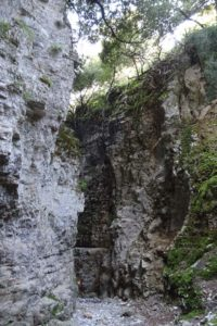 Imbros Gorge - can you find Jude?
