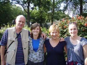 dad, Sandra, mum and Jude